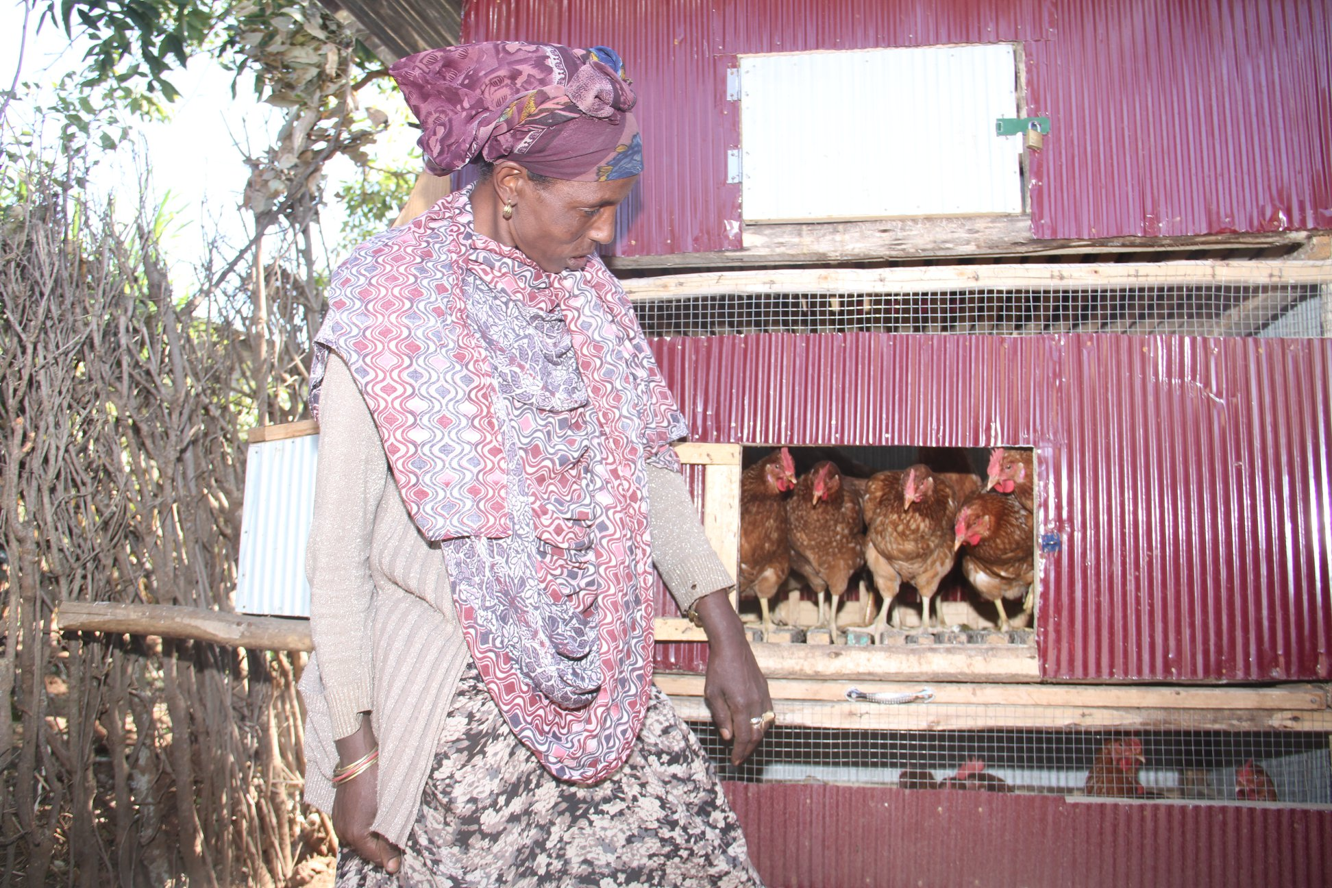 Empowering Women through Improved Agricultural Practices